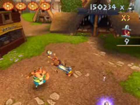 Asterix & Obelix (video game)