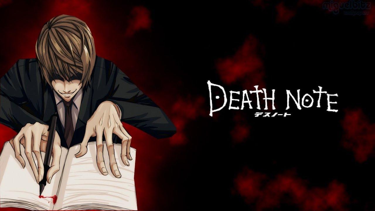 Pacote De Wallpapers 1080p Death Note 1
