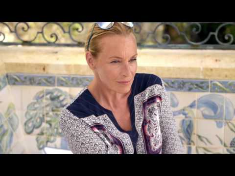 Moroccan Marvel With Estelle Lefébure in St. Barts