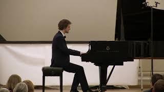"Chopin: Etude Op. 10 No. 12 ""Revolutionary"". Alexander Lubyantsev"