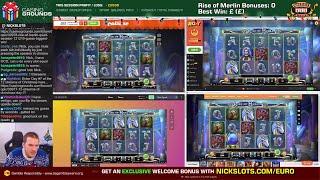 Casino Slots Live - 13/12/19 *QUAD!*