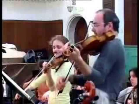 Mozart KV 364 Julia Fischer and Gordan Nikolic