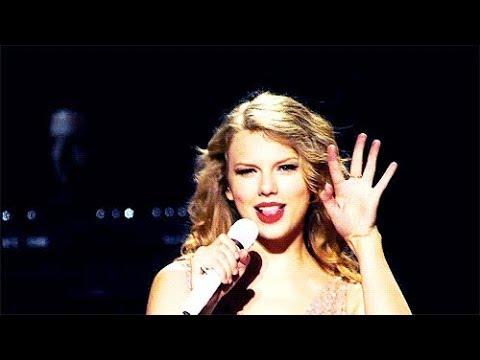 Taylor Swift Award-winning song(live) editing(1)2011-2017