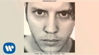 Anderson East - Find 'Em, Fool 'Em, and Forget 'Em [Official Audio]