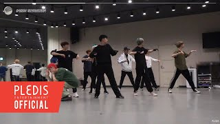 [INSIDE SEVENTEEN] 2019 SBS 가요대전 안무 연습 비하인드 (2019 SBS K-POP AWARDS Dance Practice Behind)