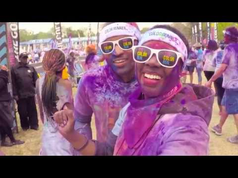 Join us in Cape Town | The Color Run | Capitec Bank