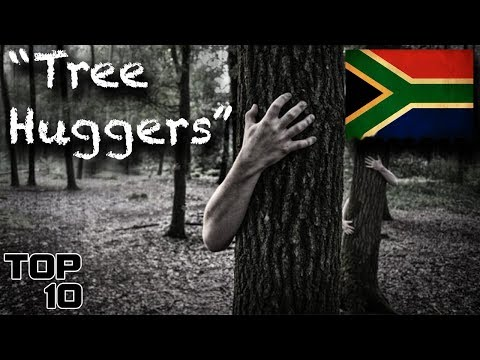 Top 10 Scary South African Urban Legends