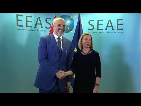 Спор в Евросоюзе