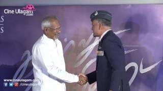 A.R Rahman &  Maniratnam Speech At Kaatru Veliyidai Audio Launch