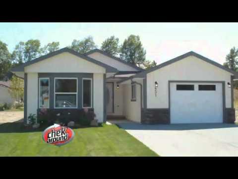 Gordon's Homes Sales Ltd. - Modular Homes in Nanaimo, Vancouver Island and BC British Columbia