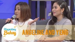 Magandang Buhay: The story of Angeline & Yeng's friendship