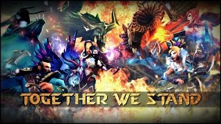 Dota 2 - Together We Stand [SFM Saxxy 2015]