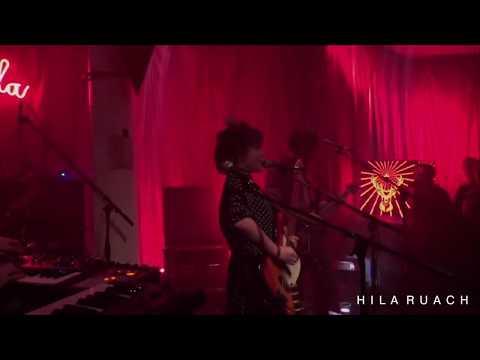 Hila Ruach - Automat Radio at Garzen Festival, Vilnius [live at Paviljonas]