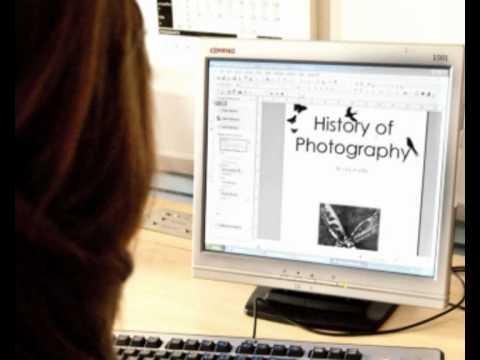Microsoft Office Free Trial >> Microsoft Office Publisher 2007 - Photographic Portfolio