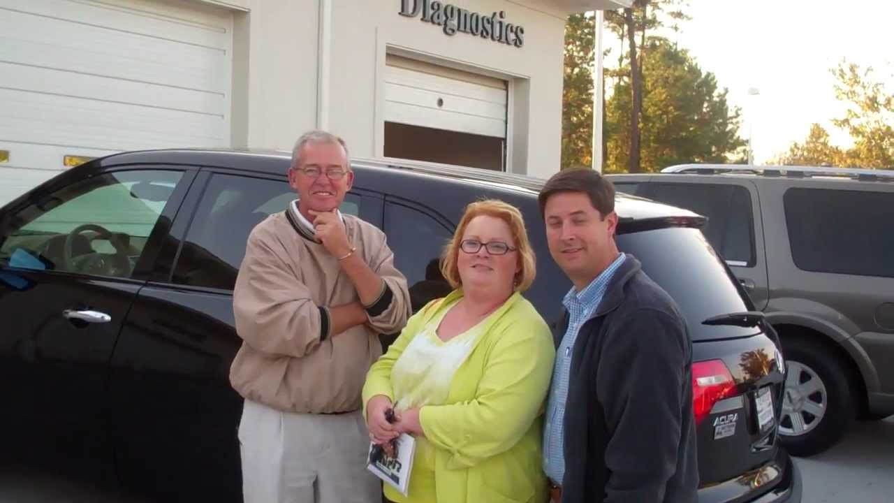 A Satisfied Customer At Matthews Motors Just Bought A 2008
