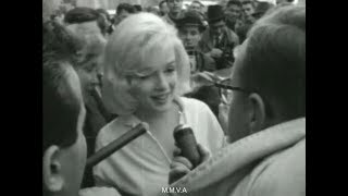 Marilyn Monroe Archival Footage - Leaving Hospital, Death Of, Funeral And George Barris