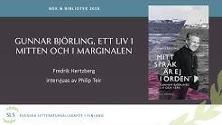 Gunnar Björling, ett liv i mitten och i marginalen