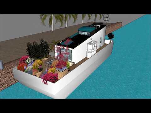 Homemade Tiny Houseboat Blog Design Tiny Little Houseboats In Boston Philadelphia Portland Living On