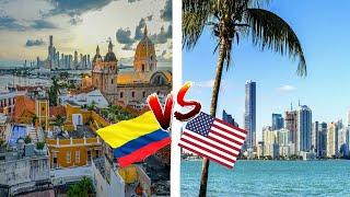 Miami VS Cartagena