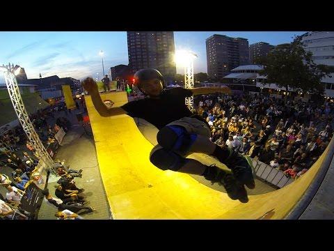 Wednesday Night Skate Rotterdam 2014