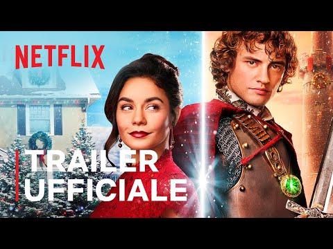 Un cavaliere per Natale con Vanessa Hudgens | Trailer ufficiale | Netflix Italia