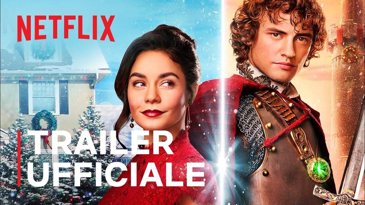 Un cavaliere per Natale con Vanessa Hudgens | Trailer ufficiale | Netflix