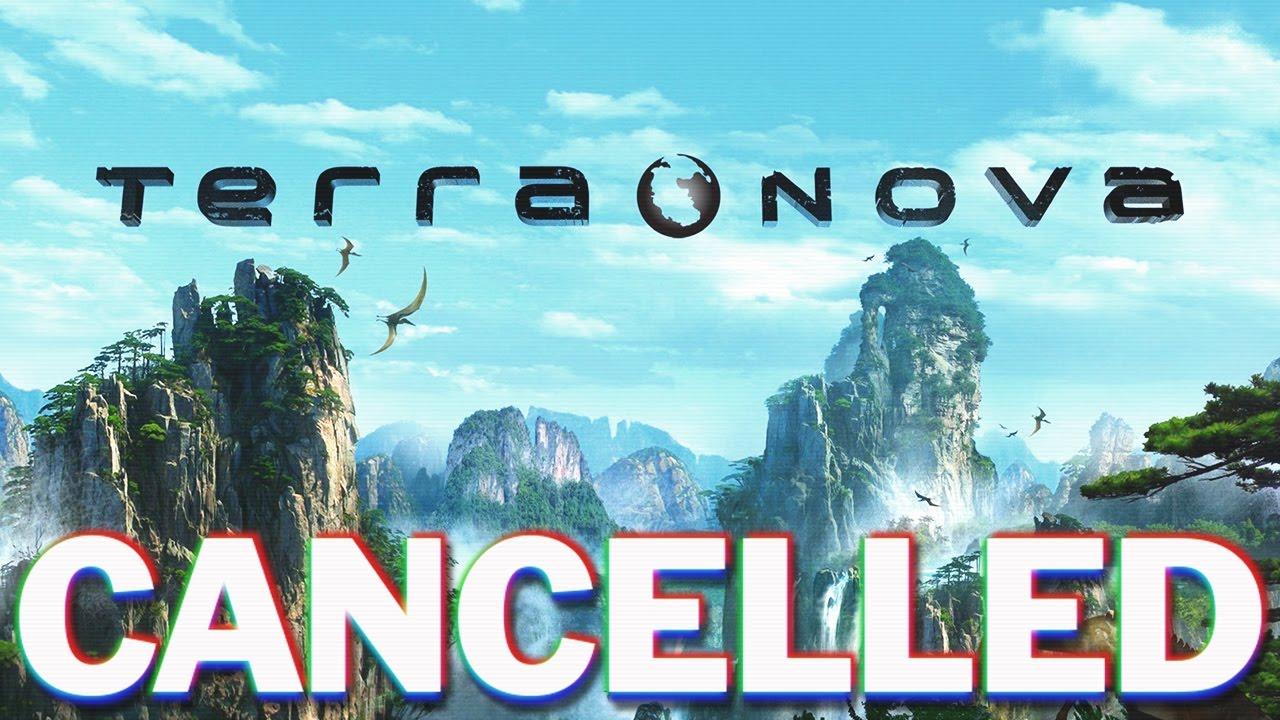 Download Cancelled - Terra Nova