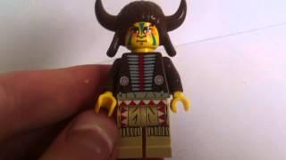 LEGO Indian fig Barth