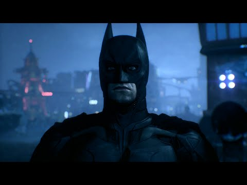 Batman: Arkham Knight Season Of Infamy DLC (Dark Knight Skin Walkthrough)(PS4) In From The Cold