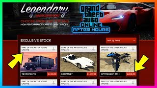 GTA Online After Hours DLC Update ALL Unreleased Cars/Vehicles - Prices, NEW Details & MORE! (GTA 5)