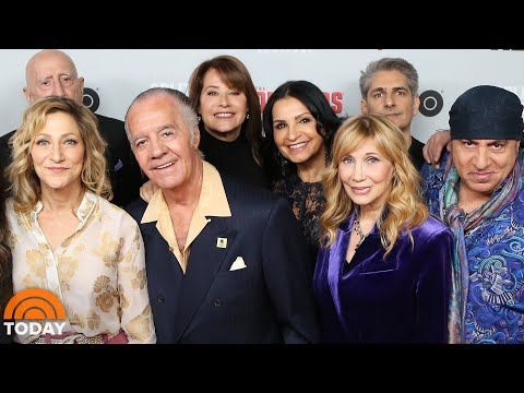 'The Sopranos' Cast Reunites For 20th Anniversary: Full Interview | TODAY