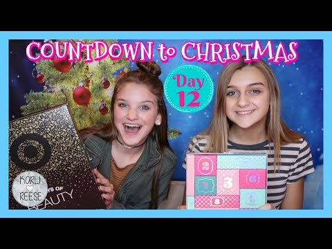 COUNTDOWN TO CHRISTMAS - Day 12 & GIVEAWAY!!
