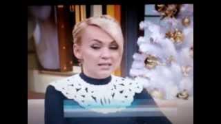 Сила воли и кефирная диета Яны Рудковской