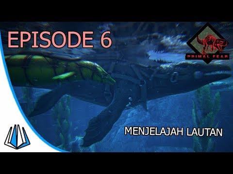 Apex Mosasaurus & Noxious Basilosaurus - ARK: Primal Fear #EP6