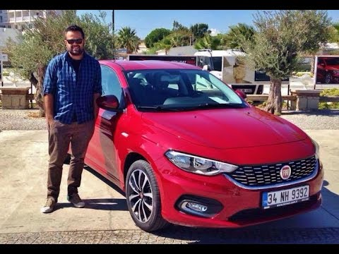 test - fiat egea/tipo - youtube