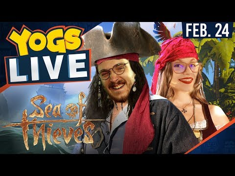 Sea Of Thieves! - Zylus & Mousie! - February 24th 2018
