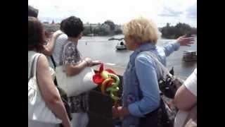 видео замок карлштейн экскурсия на русском