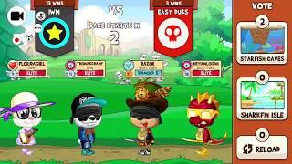 Fun Run Arena - Clan Battle vs iWin