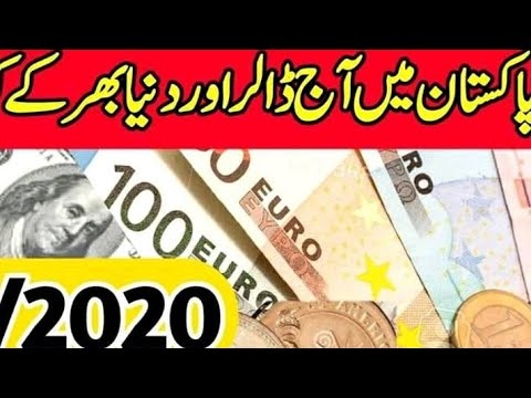 Today US Dollar,all Currency Rates In Urdu,all Currency Rate