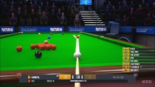 Snooker Nation Championship 2019 Gameplay (PS4 HD) [1080p60FPS]
