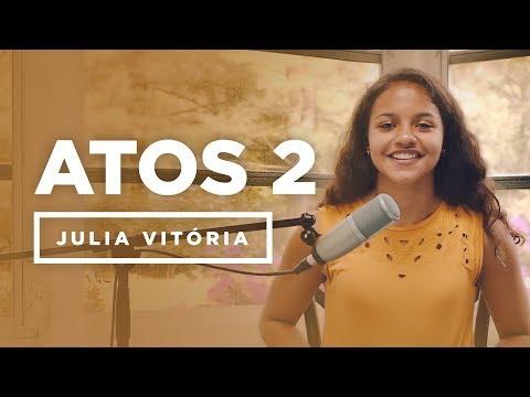 Atos 2 - Julia Vitória (Cover)