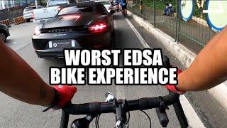 Worst EDSA Bike Experience EVER!!!