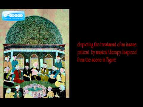 Turkish Music therapy / Hüseyni Sema: for Happiness and against fever by Cantemir *1673