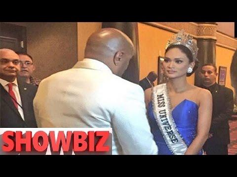 Giám khảo Miss Universe: Hoa hậu Colombia đã thô lỗ với người phiên dịch