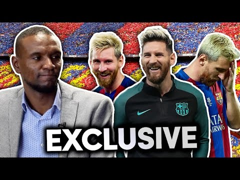 """Lionel Messi's Biggest Weakness Is..."" 