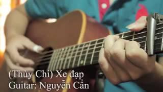 (Thùy Chi) Xe đạp -  Solo Fingerstyle Guitar | Nguyễn Cẩn