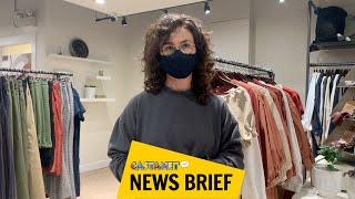 Retailers on mask mandate
