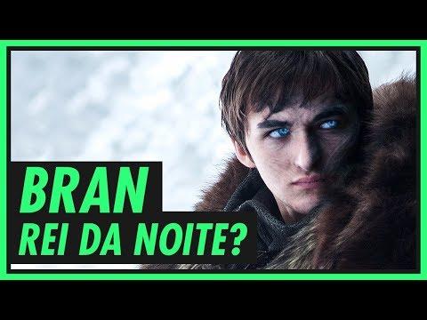 BRAN É O REI DA NOITE? | TEORIAS DE GAME OF THRONES