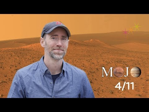 MOJO PART 4/11 - WHY IS MARS SMALLER THAN EARTH ?