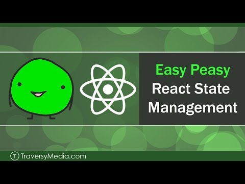 Easy Peasy React State Management